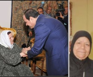 """""""ما يجيبها إلا ستاتها"""".. تبرعات التاء المربوطة تزين تاج كفاح المصريين"""