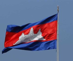 مظاهرات للعمال فى كمبوديا للتنديد بالأوضاع المعيشية
