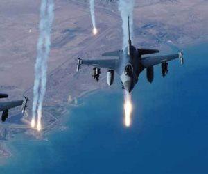 الجيش الأمريكى يعلن تنفذ ضربتين جويتين ضد داعش فى ليبيا