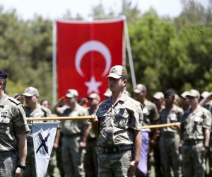 الأطماع التركية في المنطقة تتزايد.. إنشاء قاعدة عسكرية بالعراق