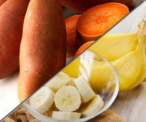 6 أطعمة تحقق الاسترخاء وتهدئة الجهاز العصبي ..منهم الشاي الأخضر والبطاطا والموز