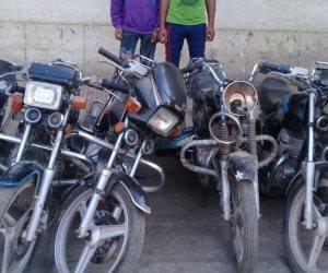 خلال 24 ساعة.. المرور: تحرير 1243 مخالفة متنوعة لدراجات بخارية وحجز 525 بالمحافظات