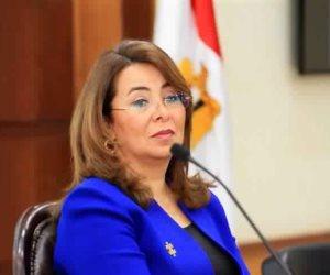 """على مستوى27 قرية.. غادة والى توقع برتوكول مبادرة """"سكن كريم"""" مع 7 جمعيات"""