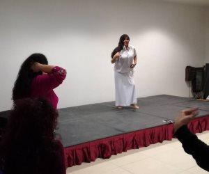 بالجلابية البلدي.. فيفي عبده تشعل إيطاليا وألمانيا بحفلات رقص شرقي (صور)