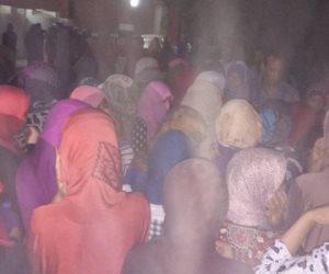 وقفة احتجاجية لطالبات جامعة «جنوب الوادي بقنا» ضد زيادة مصروفات المدن الجامعية (صور)