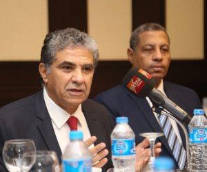 وزير البيئة يبحث المنظومة الجديدة لإدارة المخلفات الأحد مع محافظ كفر الشيخ