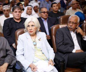 بدء فاعلية حب الوطن لإحياء ذكرى حرب أكتوبر بهتاف الأطفال تحيا مصر يحيا السيسي (صور)