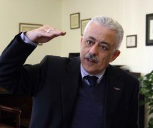 """أديب لـ""""وزير التعليم"""": تغيير المنظومة هيدخلك التاريخ بعد طه حسين.. وشوقى: لدينا إرادة حقيقية"""