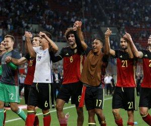 تصفيات كأس العالم .. بلجيكا ومن بعدها أوروبا كلها