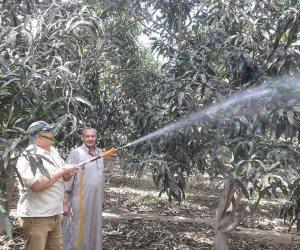 ندوات إرشادية بمديرية الزراعة بالاسماعيلية لتوضيح طرق التطبيق الصحيح للمبيدات