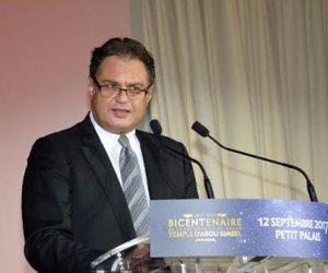 سفير مصر بباريس ينقل تهنئة السيسي لأقباط فرنسا بمناسبة عيد القيامة المجيد