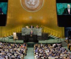 """مندوب فلسطين بالأمم المتحدة لـ""""مجلس الأمن"""": لماذا هذا الاستهتار بحياتنا؟"""