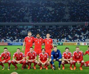 ويلز تفوز علي جورجيا 1 / 0 وتطارد صربيا فى تصفيات كأس العالم