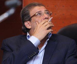 لعدم الاختصاص.. القضاء الإداري يرفض نظر دعوي إسقاط خالد يوسف