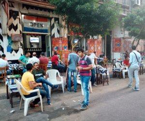المجابهة الشاملة.. حملات مكثفة لمكافحة التسرب من التعليم للمقاهي والكافيهات
