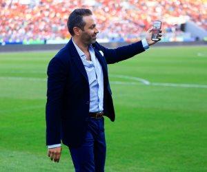 حازم إمام يرشح أسامة نبيه لقيادة المنتخب الأوليمبي