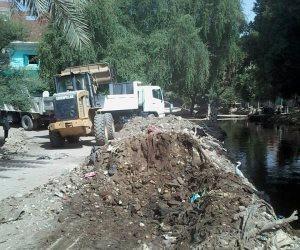 حملات نظافة وتطوير الشوارع والميادين بمدينة طما