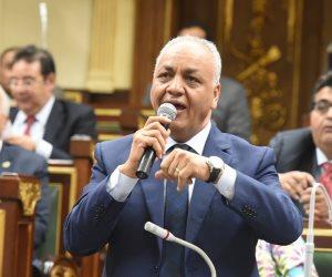 مصطفى بكري يتراجع «في اللحظات الأخيرة» عن الترشح لوكالة مجلس النواب