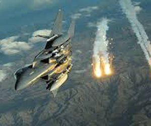 مقتل 4 مسلحين من طالبان فى غارة جوية بأفغانستان