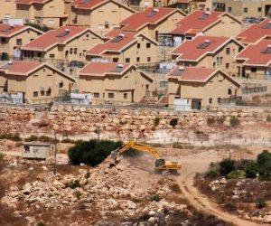 صحيفة إسرائيلية: تضاعف المصادقة على البناء الاستيطاني 4 مرات
