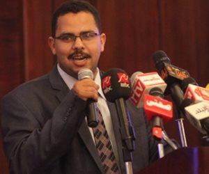 """أشرف رشاد رئيس حزب الشباب vs عصام خليل قائد"""" المنشقين"""""""