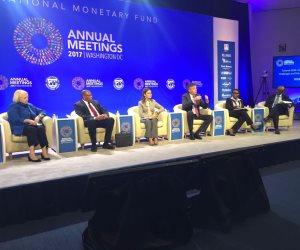 رئيس البنك الدولي يشيد بالإصلاحات الاقتصادية المصرية