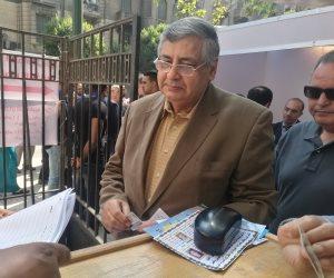وزير الصحة الأسبق يشارك في انتخابات التجديد النصفي لنقابة الأطباء