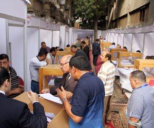 الانتخابات شهدت إقبالا كثيفا.. حسين خيرى نقيبا للأطباء للمرة الثانية بفارق 2000 صوت