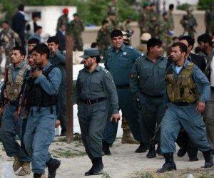 مقتل 10 من أفراد الشرطة الأفغانية فى هجمات متفرقة لطالبان