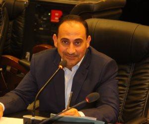 """وكيل لجنة النقل بالبرلمان:""""إنشاء ميناء 6 أكتوبر الجاف ينعش حركة التجارة والصادرات"""