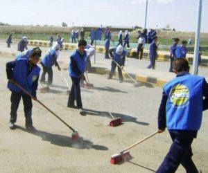حملة لرفع كفاءة النظافة بشوارع الدقي