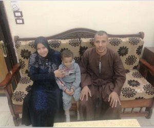 أمن أسيوط يعيد طفل مختطف إلى أهله ويلقي القبض على مرتكبي الواقعة