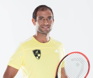 محمد صفوت لاعب دجلة ينافس على لقب بطولة أستراليا المفتوحة للتنس