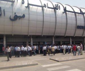 استعدادات مكثفة بمطار القاهرة لموسم عمرة رمضان