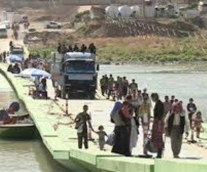 العراق وتركيا يتفقان على فتح معبر فيشخابور الحدودي بعد سيطرة القوات الاتحادية عليه