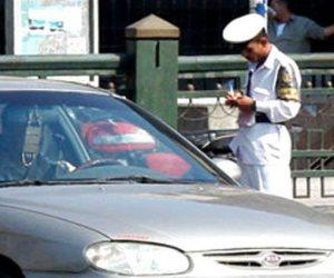 """الداخلية تحارب إرهاب """"الموتوسيكلات"""". المرور: 1043 مخالفة لدراجات نارية وحجز  870"""