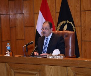 مجدي عبد الغفار: مجموعات قتالية في محيط لجان الانتخابات ودوريات أمنية على الطرق والمنافذ
