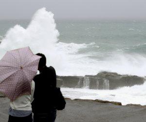 العاصفة المدارية رينا تتشكل شرقي برمودا