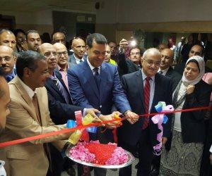 افتتاح أكبر وحدة عناية مركزة بمستشفى الأطفال في أسيوط (صور)