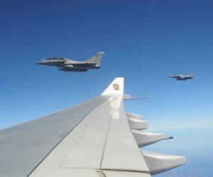 القوات البحرية والجوية المصرية والفرنسية تنفذان عددا من الأنشطة التدريبية بمصر