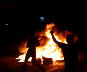 تجديد حبس شخصين أشعلا النار في ثالث بدار السلام 15 يوما