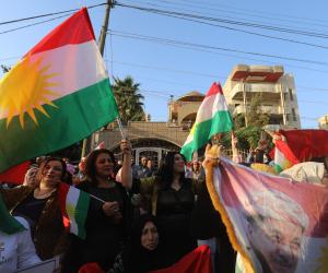 """أحزاب كردية إيرانية معارضة تطالب بـ""""دعم دولي"""" للمتظاهرين"""