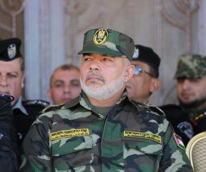 """إصابة قائد الأمن بـ""""غزة"""" في محاولة لاغتياله عن طريق تفجير سيارته"""