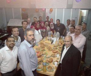 """صوت العرب تحتفل بمرور عام على المسلسل """"غدير وبكير في عالم الأساطير"""""""