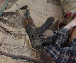 مصرع 6 عناصر إرهابية داخل وكر إرهابي بـ6 أكتوبر خططوا لعمليات إرهابية