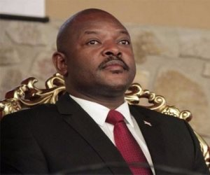 وفاة رئيس بوروندى بيير نكورونزيزا أثر أزمة قلبية