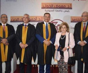 كلية الطب بالمنوفية تحتقل بالعيد السنوي الثالث والثلاثين بعرض إنجازاتها