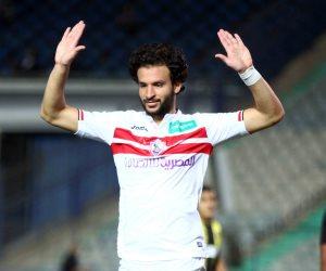 الزمالك ينفى إصابة محمود علاء بفيروس كورونا قبل لقاء الأهلى