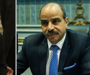 المستشار أحمد سعد vs هشام الشعيني.. الثاني نائب تصريحات فقط