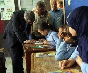 الرقابة الإدارية تكشف عجز التعليم: 9 مدرسين يتولون التدريس لـ22 فصلا (صور)